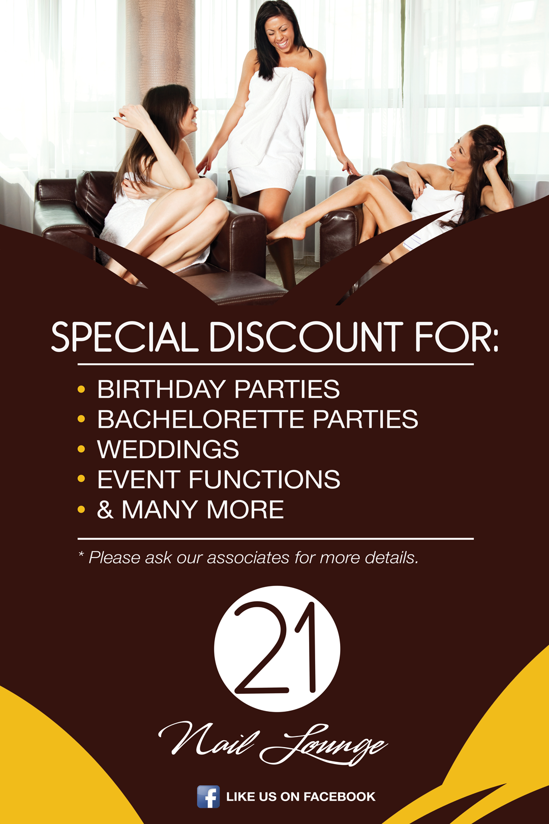 Group Discount Special